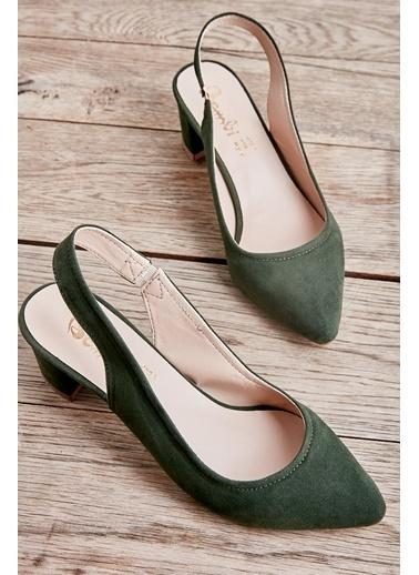 Bambi Ayakkabı Yeşil